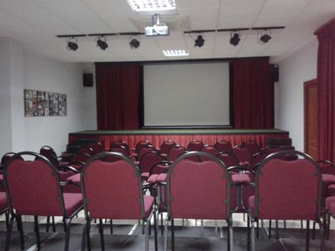 Studio Theatre Stage